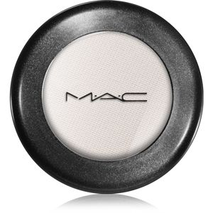 MAC Eye Shadow mini szemhéjfesték árnyalat White Frost 1,5 g