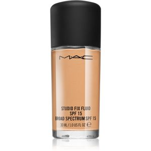 MAC Cosmetics Studio Fix Fluid mattító make-up SPF 15 árnyalat NW C40 30 ml