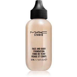 MAC Studio könnyű make-up arcra és testre