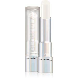 MAC Cosmetics Glow Play Lip Balm tápláló szájbalzsam árnyalat Halo at Me 3,6 g