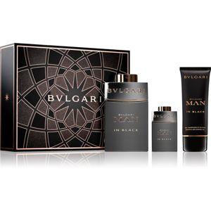 Bvlgari Man in Black ajándékszett VIII. uraknak