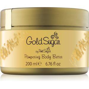 Aquolina Gold Sugar testápoló krém hölgyeknek 200 ml