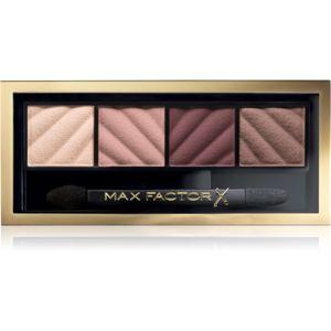 Max Factor Smokey Eye Matte Drama Kit szemhéjfesték paletta