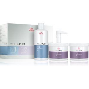 Wella Professionals Wellaplex kozmetika szett II. (a károsult hajra) hölgyeknek