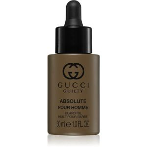Gucci Guilty Absolute szakáll olaj uraknak 30 ml