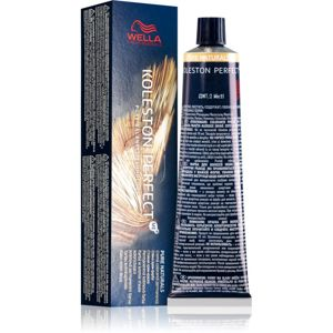 Wella Professionals Koleston Perfect ME+ Pure Naturals tartós hajfesték árnyalat 9/04 60 ml