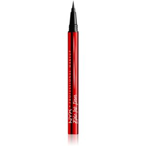 NYX Professional Makeup Chinese New Year Epic Ink ultra-fekete szemhéjtus árnyalat Black 1 ml