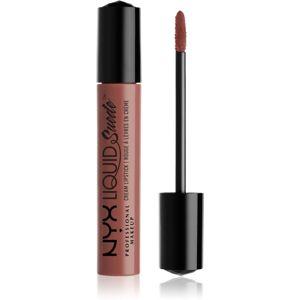 NYX Professional Makeup Liquid Suede™ Cream matt folyékony állagú ajakrúzs