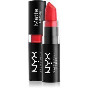 NYX Professional Makeup Matte Lipstick matt ajakrúzs