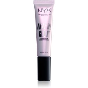 NYX Professional Makeup Away We Glow élénkítő krém árnyalat 02 Glow-Tini 28 ml