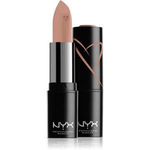 NYX Professional Makeup Shout Loud hidratáló krém rúzs árnyalat 01 - A La Mode 3,5 g