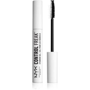 NYX Professional Makeup Control Freak gél szemöldökre és szempillára a tökéletes küllemért