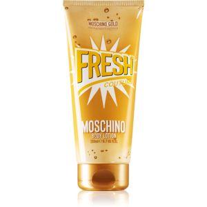 Moschino Gold Fresh Couture testápoló tej hölgyeknek 200 ml