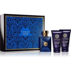 Versace Dylan Blue Pour Homme ajándékszett III. uraknak