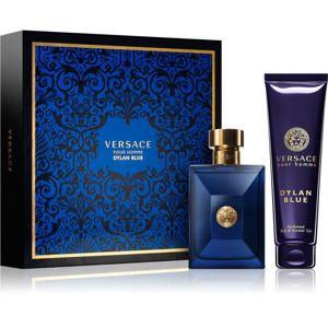 Versace Dylan Blue Pour Homme ajándékszett VII. uraknak