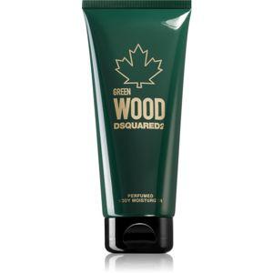 Dsquared2 Green Wood hidratáló testápoló tej uraknak 200 ml