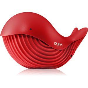 Pupa Whale N.1 paletta az ajkakra árnyalat 004 Rossa 5,6 g