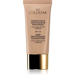 Collistar Foundation Deep Moisturizing hidratáló make-up SPF 15