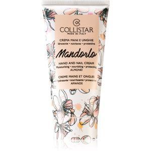 Collistar Mandorlo Hand and Nail Cream hidratáló krém kézre és körmökre 50 ml