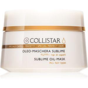 Collistar Special Perfect Hair Oil maszk minden hajtípusra