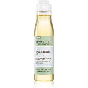 Arcocere After Wax Hyaluronic Acid nyugtató és tisztító olaj epilálás után 150 ml