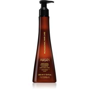 Phytorelax Laboratories Olio Di Argan hidratáló és simító maszk Argán olajjal 250 ml