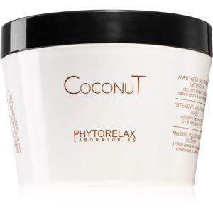 Phytorelax Laboratories Coconut hidratáló maszk hajra kókuszolajjal 250 ml