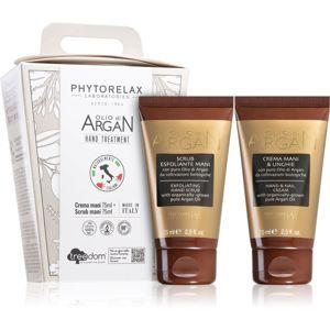 Phytorelax Laboratories Olio Di Argan ajándékszett kézre