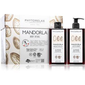 Phytorelax Laboratories Mandorla ajándékszett (testre)