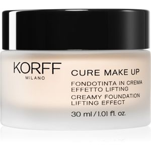 Korff Cure Makeup krémes make-up lifting hatással árnyalat 01 creamy 30 ml