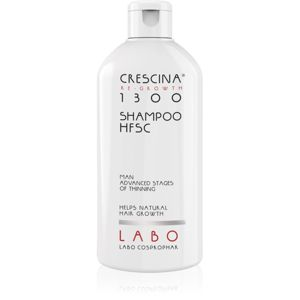 Crescina 1300 Re-Growth sampon hajhullás ellen uraknak 1300 200 ml