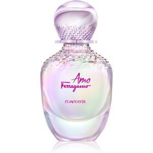 Salvatore Ferragamo Amo Ferragamo Flowerful eau de toilette hölgyeknek