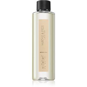 Millefiori Selected Muschio & Spezie aroma diffúzor töltelék 250 ml