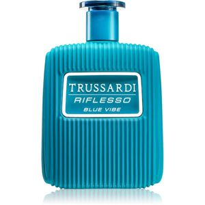 Trussardi Riflesso Blue Vibe Limited Edition eau de toilette uraknak 100 ml