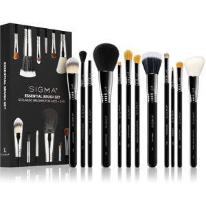Sigma Beauty Essential Brush Set ecset szett (hölgyeknek)