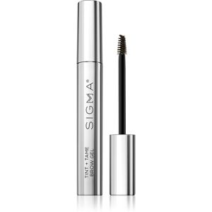 Sigma Beauty Tint + Tame Brow Gel szemöldökzselé