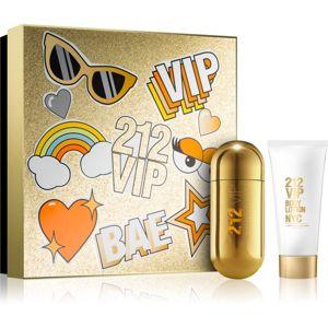 Carolina Herrera 212 VIP ajándékszett V. hölgyeknek