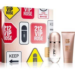 Carolina Herrera 212 VIP Rosé ajándékszett hölgyeknek VIII.