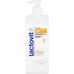 Lactovit LactoOil hidratáló testápoló tej 400 ml