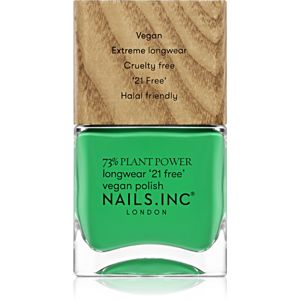 Nails Inc. Vegan Nail Polish hosszantartó körömlakk árnyalat Mother Earth's Calling 14 ml