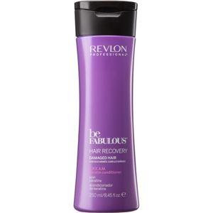 Revlon Professional Be Fabulous Hair Recovery krémes kondicionáló nagyon száraz hajra keratinnal