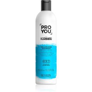 Revlon Professional Pro You The Amplifier sampon a dús hajért finom és lesimuló hajra 350 ml