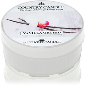 Country Candle Vanilla Orchid teamécses