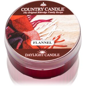 Country Candle Flannel teamécses 42 g