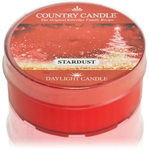Country Candle Stardust Daylight teamécses