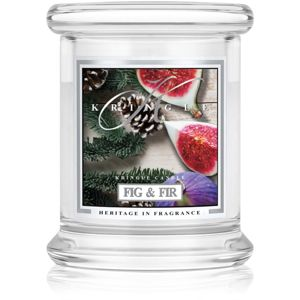 Kringle Candle Fig & Fir illatos gyertya 127 g