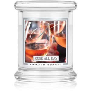 Kringle Candle Rosé All Day illatos gyertya