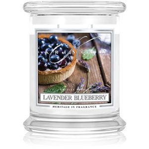 Kringle Candle Lavender Blueberry illatos gyertya