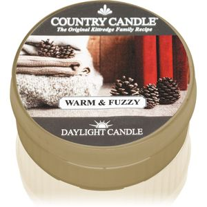 Country Candle Warm & Fuzzy teamécses 42 g