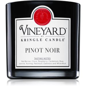 Kringle Candle Vineyard Pinot Noir illatos gyertya